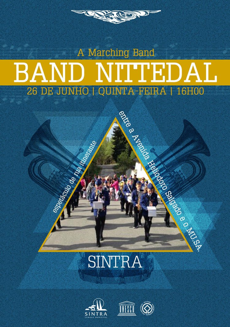 cartaz band